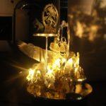 skyggespill med mytiske siluetter