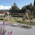 «Røtter», treskulpturworkshop i Storelvdal